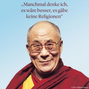 keine religionen