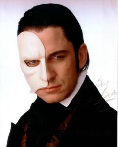 "Gerard Butler in ""Phantom der Oper"""